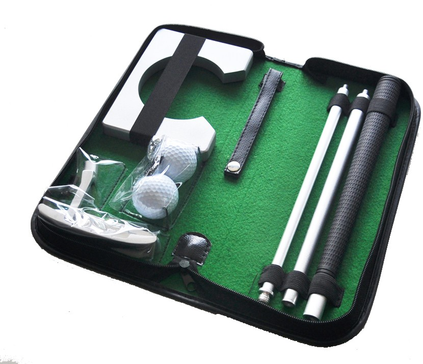 Office Golf Set als bedrucktes Giveaway