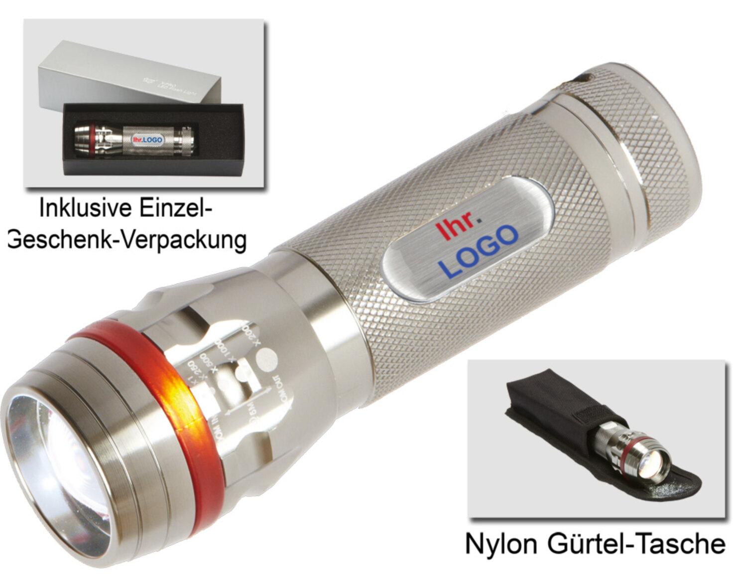 X-Pro LED-Flashlight