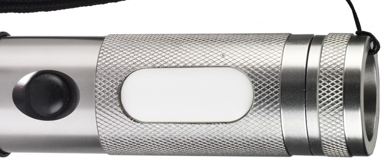 LED Flashlight bedruckt