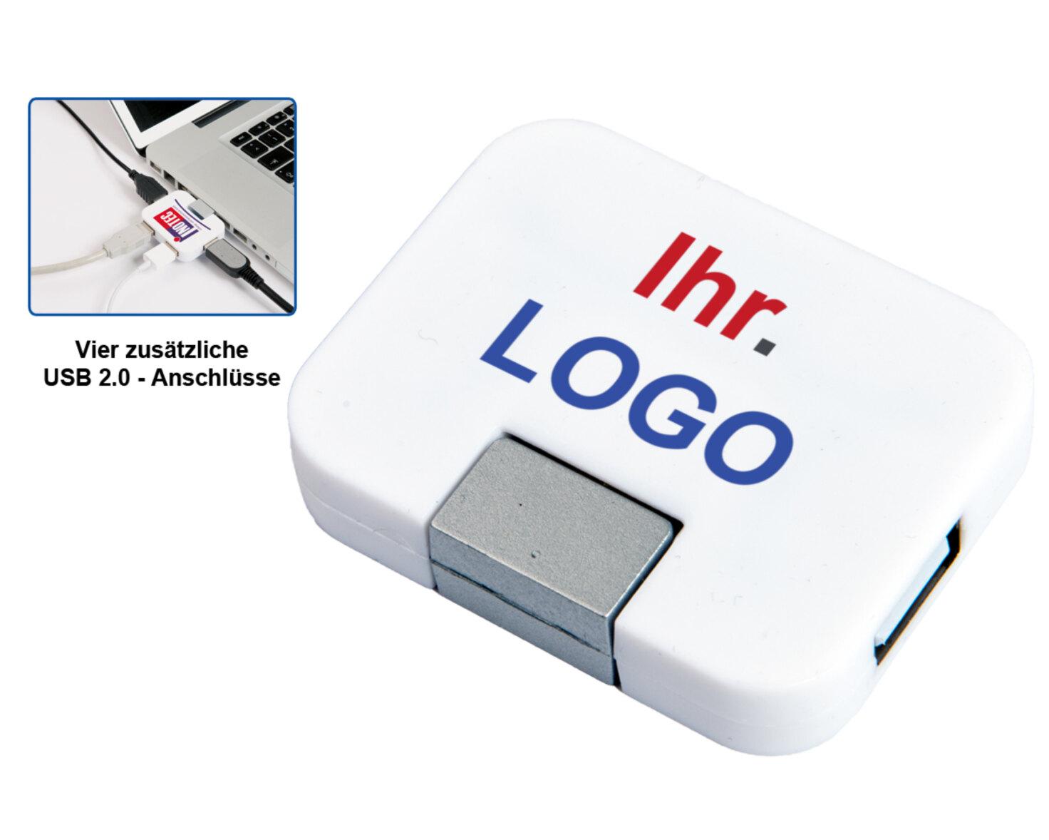 USB Hub mit Ihrem Logo