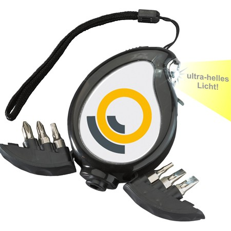 Oval Tool Set als bedrucktes Giveaway