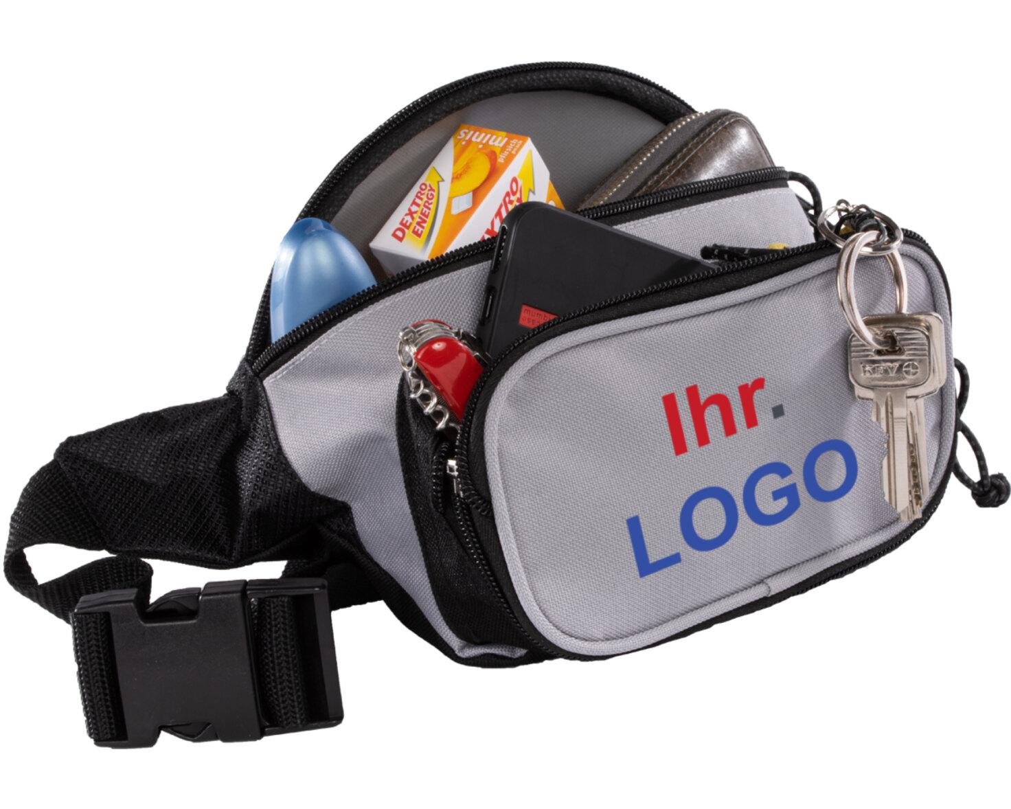 Gürtel-Tasche als bedrucktes Giveaway