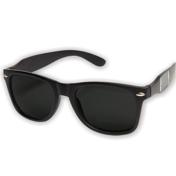 Sonnenbrille Palma mit Logo